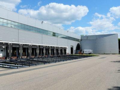 Arevale - Location d'une plate-forme logistique à Bussy-Saint-Georges
