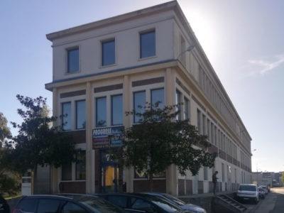 Arevale, Vente d'un immeuble de bureaux à Rouen